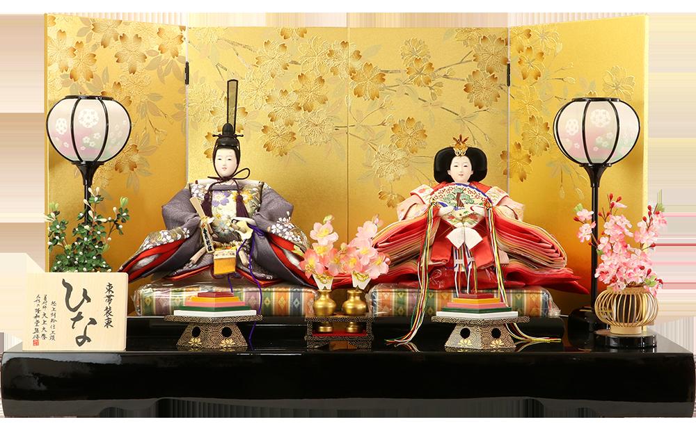 三五親王飾り